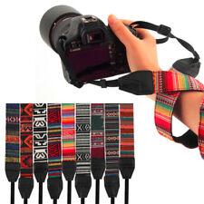 Neck Straps Vintage All SLR DSLR Camera Shoulder Strap Belt For Canon Sony Nikon