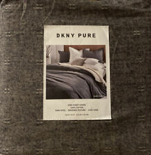 Dkny Pure Flannel King Duvet Cover