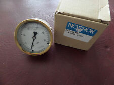 Noshok, 25.310.30, Pressure Gauge