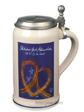 2005 Munich Oktoberfest Stein with Pewter Lid - Rastal 1L Krug - Stocked in USA