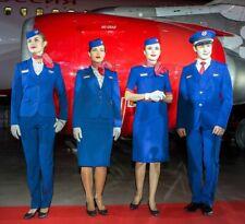 Rossiya Airlines Stewardess Flight Attendant Uniform B