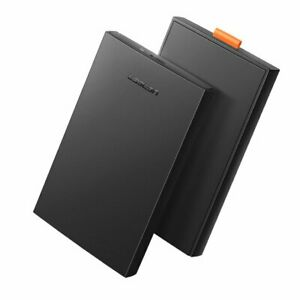 Ugreen Hard Disk Case HDD SSD SATA 2,5'' USB 3.2 Gen 1 Black