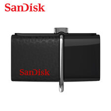 SanDisk 64Go OTG Ultra Dual microUSB Clé USB 3.0 Pen Drive SDDD2-064G