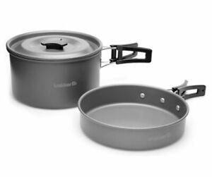 Trakker 2 Piece Cookware Set 211208 RRP£49.99