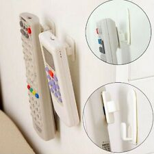 Rack Pairs Hanging Home Kitchen Remote Plastic Wall Hooks Hanger Holder