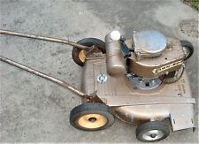 """Vintage 1959 Lawn Boy Model 3050 Buttercup 18"""" Mower Parts or Repair Lawnmower"""