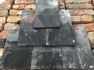 Reclaimed Clay Machine Made Nib Tiles 55p Per Tile - 2000 Available