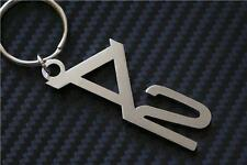 For Audi A2 keyring keychain Schlüsselanhänger porte-clés TDI FSI S LINE SPORT S