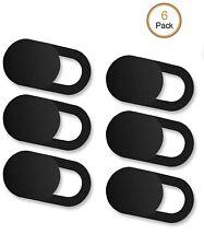 6x Kamera Abdeckung Web Cam Schutz Kamera Cover für Smartphone Tablet Laptop