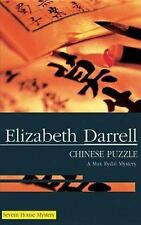 Chinese Puzzle (Severn House Large Print)-ExLibrary