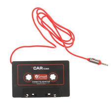 Adaptateur audio AUX cassette audio 3,5 mm pour lecteur MP3 MP4 CD iPod iPod