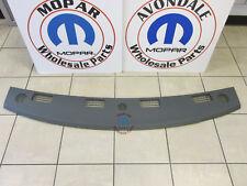 DODGE RAM Replacement Med Slate Gray Forward Upper Dash Panel NEW OEM MOPAR