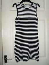 Cotton Casual Striped Topshop Dresses for Women