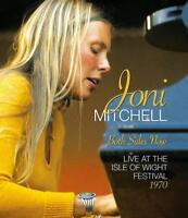 JONI MITCHELL-BOTH SIDES NOW:LIVE AT THE ISLE OF WIGHT FESTIVAL 1970  DVD NEU