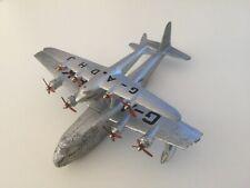 Dinky Toys 63 Mayo Composite With Mercury Sea Plane Prewar Rare Boxed