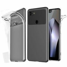 NEW TPU Gel Back Phone Ultra Thin Silicone Case Cover For Google Pixel 2 3 4/XL