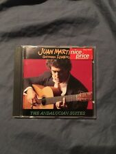 The Andalucian Suites - Juan Martin - Flamenco - Collectible Cd