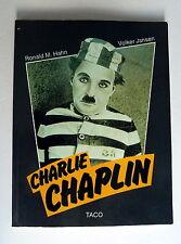 CHARLIE CHAPLIN * HAHN, JANSEN - Deutsch - BUCH German Book 1987