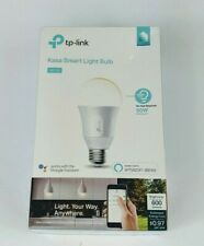 NEW! Tp-Link Kasa Smart Wi-Fi Light LED Bulb Dimmable KB100