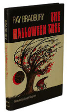 The Halloween Tree ~ by RAY BRADBURY ~ Stated First Edition ~ 1st Printing 1972
