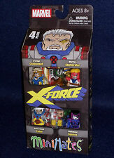 Marvel MiniMates CLASSIC X-FORCE Action Figure Box Set Cable Domino Shatterstar