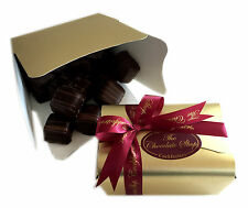 MARZIPAN in Dark Belgian Chocolate 200g Box