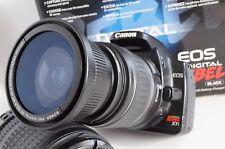 Ultra Wide Angle Macro Fisheye Lens for Canon Eos Digital Rebel & T5 18-55 IS i