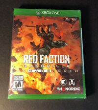 Red Faction Guerrilla [ Remastered ] (XBOX ONE) NEW