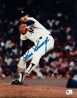 Rich Goose Gossage Signed 8X10 Photo Autograph New York Yankees Auto GAI COA