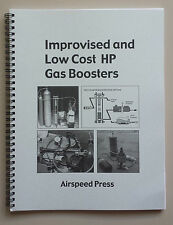 "Book - ""Improvised Gas Boosters"" for SCUBA gas mixing with oxygen & helium"