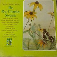 Ray Charles Singers – Spring, Spring, Spring: Metro 1965 Vinyl LP (Country)