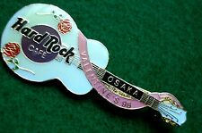 HRC Hard Rock Cafe Osaka Valentines Day 1998 Acoustic Guitar