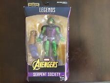2017 Marvel Legends Avengers Serpent Society