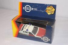 Gama, 1980's Opel Kadett Police Car, Nice with Original Box