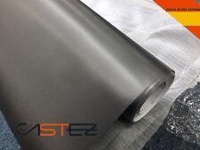 VINILO gris aluminio cepillado lamina 152 x 30 CM -- alluminium brushed vinyl