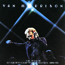 VAN MORRISON - It's Too Late To Stop Now: Live (2CD) - CD New  2008 RELEASE