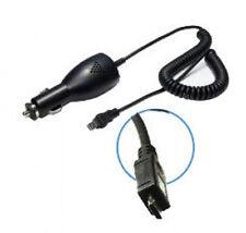 Coiled micro USB car charger, Droid, Nexus One, CC-0103