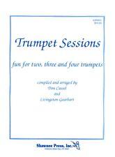 Trumpet Sessions für 2-4 Trompeten Noten