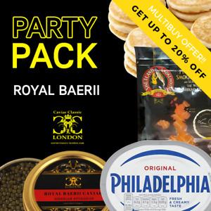 Royal Baerii caviar Party Pack. (30-50gr).