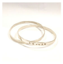 The Most Wuthering Heights Day Ever Souvenir Stirling Silver Bowie Bangles