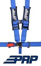 PRP Suspension Seat 5 Point 5.3 Safety Harness Belt - Blue for RZR & Universal