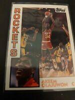 1992 TOPPS ARCHIVES Hakeem AKEEM OLAJUWON #54 PSA 10?? Pack Fresh Rookie RC