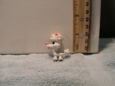 MOSHI MONSTER PVC TOY FIGURINE FRENCH POODLE DOG FIFI