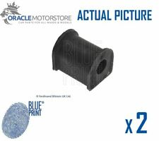 2 x NEW BLUE PRINT REAR ANTI-ROLL BAR STABILISER BUSH KIT OE QUALITY ADG080134