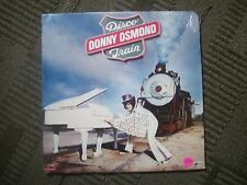 DONNY OSMOND----DISCO TRAIN---- VINYL ALBUM