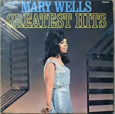 "MARY WELLS ""GREATEST HITS"" MONO 60's MOTOWN LP"