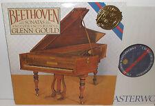 CBS M 37831 Beethoven Sonatas Nos. 12 & 13 Glenn Gould