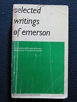 Selected Writings of Emerson [Mar 01, 1981] Emerson,Ralph Waldo
