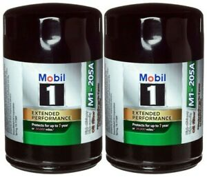 Mobil 1 (M1-205A) Extended Performance Oil Filter (Pack of 2)