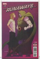 Runaways #9 NM  Marvel Comics CBX1N